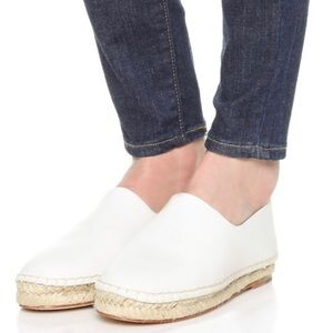 Opening ceremony while espadrilles flats leather loafers